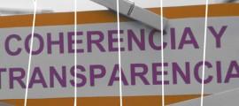 Coherencia y transparencia